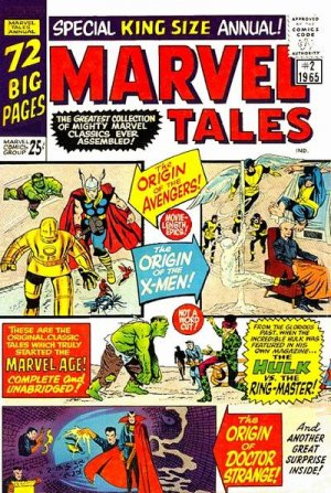 Marvel Tales 2 - The Greatest Collection of Mighty Marvel Classics Ever Assem...