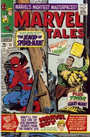 Marvel Tales 13