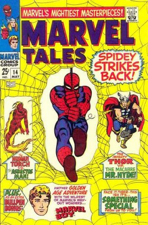 Marvel Tales 14