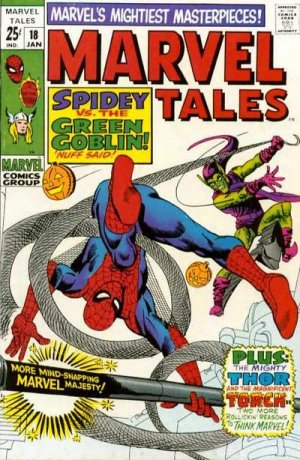 Marvel Tales 18 - The Goblin and the Gangsters