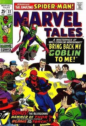 Marvel Tales 22