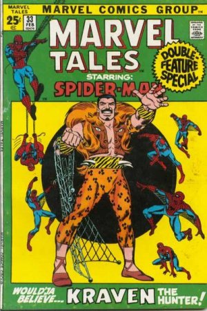 Marvel Tales 33 - Spidey Smashes Out! In the Hands of the Hunter!