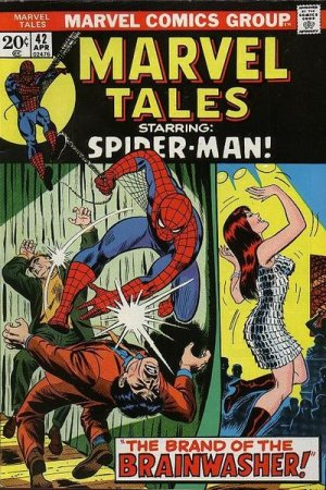 Marvel Tales 42 - The Brand of the Brainwasher