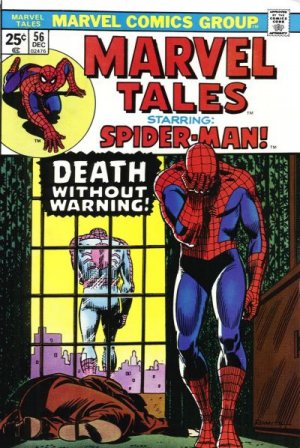 Marvel Tales 56 - Death Without Warning!