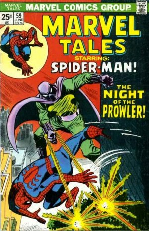Marvel Tales 59 - Night of the Prowler