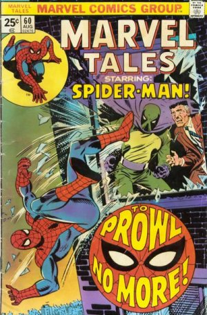 Marvel Tales 60 - To Prowl No More