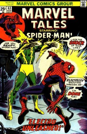 Marvel Tales 63 - And Then Came Electro!
