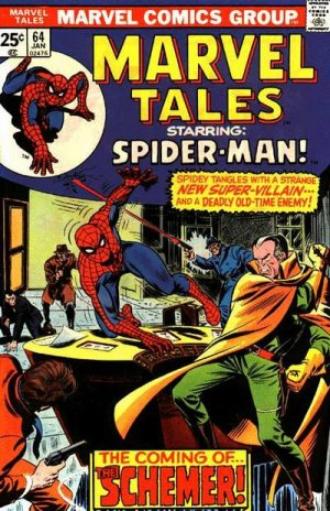 Marvel Tales 64 - The Schemer