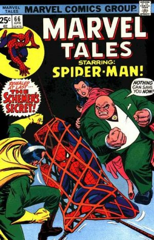 Marvel Tales 66 - And Now... The Secret of the Schemer