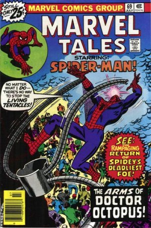 Marvel Tales 69 - The Arms of Doctor Octopus!