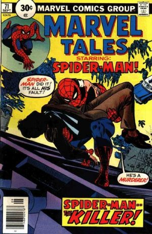 Marvel Tales 71 - And Death Shall Come!