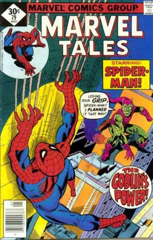 Marvel Tales 79 - The Goblin's Last Gasp