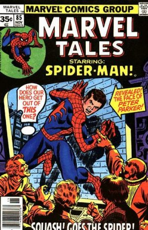 Marvel Tales 85 - Squash Goes The Spider