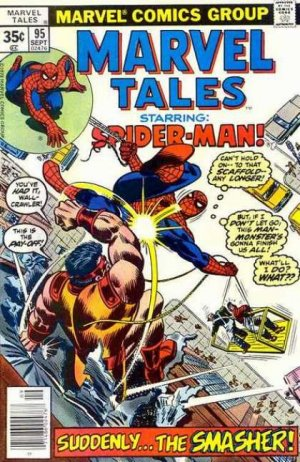 Marvel Tales 95 - Suddenly The Smasher