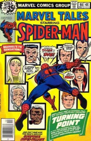 Marvel Tales 98 - The Night Gwen Stacy Died