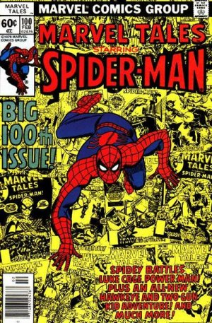 Marvel Tales 100 - ...Just a Man called Cage