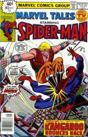 Marvel Tales 103 - Kangaroo Bounces Back!