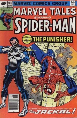 Marvel Tales 106 - The Punisher Strikes Twice