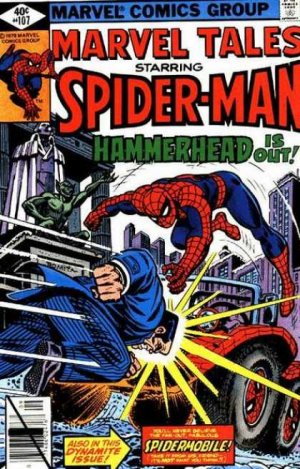Marvel Tales 107 - Betrayed