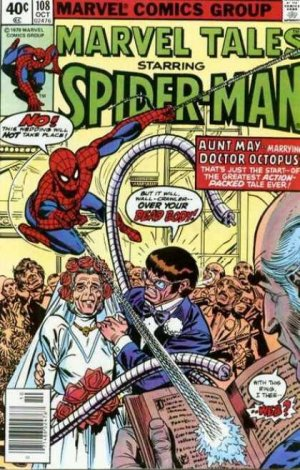 Marvel Tales 108 - My Uncle...My Enemy?