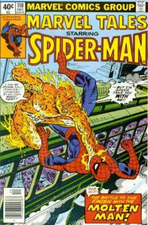 Marvel Tales 110 - The Molton ManBreaks Out!