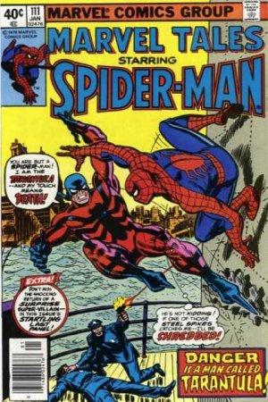 Marvel Tales 111 - Danger is a Man Named...Tarantula
