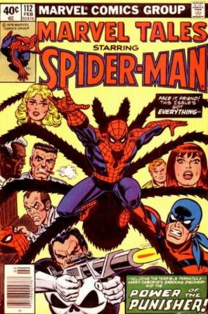 Marvel Tales 112 - Shoot-Out in Central Park!
