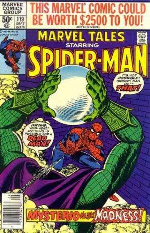 Marvel Tales 119 - Dead Man's Bluff!