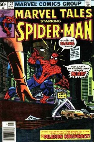 Marvel Tales 121 - The Delusion Conspiracy
