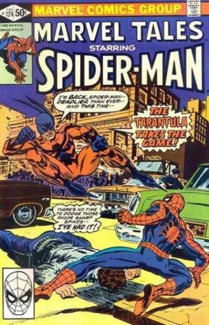 Marvel Tales 124 - The Tarantula is a Very Deadly Beast