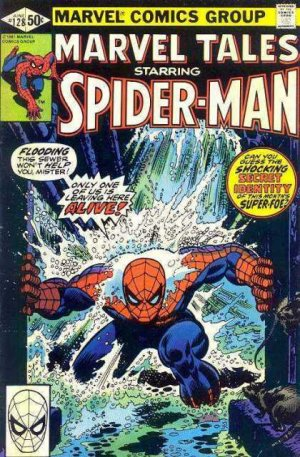Marvel Tales 128 - Skirmish Beneath the Streets!