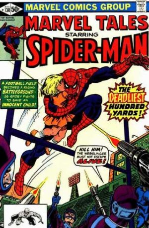 Marvel Tales 130 - The Longest hundred yards!