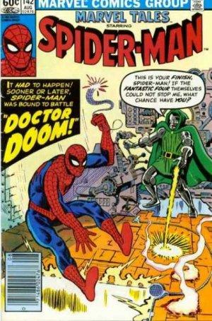 Marvel Tales 142 - Marked For Destruction by Dr. Doom!