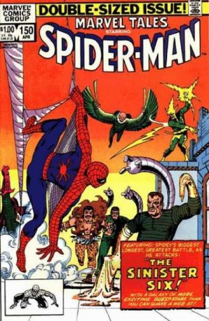 Marvel Tales 150 - The Sinister Six!