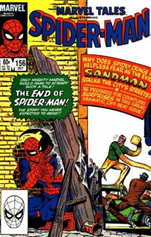 Marvel Tales 156 - The End of Spider-Man!