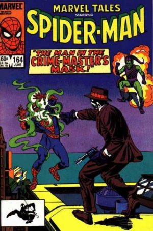 Marvel Tales 164 - The Man in the Crime-Masters Mask!