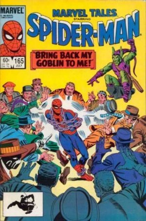Marvel Tales 165 - Bring Back My Goblin To Me