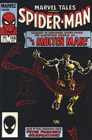 Marvel Tales 166 - The Menace of The Molten Man
