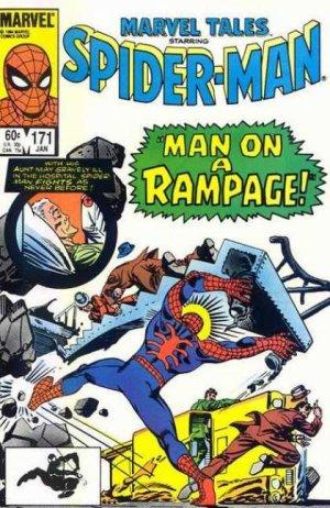 Marvel Tales 171 - Man On A Rampage!