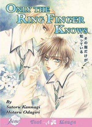 Only The Ring Finger Knows édition USA