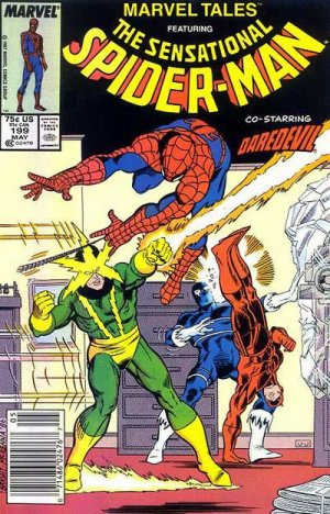 Marvel Tales 199 - Double Danger and the Daily Bugle