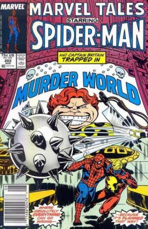 Marvel Tales 202 - Murder World