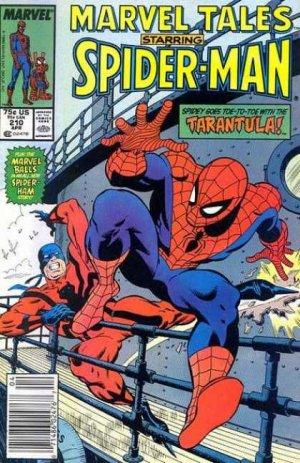 Marvel Tales 210 - Danger is man named Tarantula