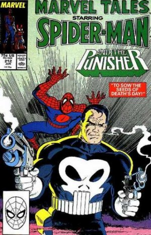 Marvel Tales 212 - To Sow the Seeds of Death's Day