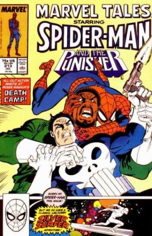 Marvel Tales 213 - Death-Camp of the Edge of the World