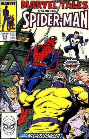 Marvel Tales 215 - Let the Punisher Fit the Crime
