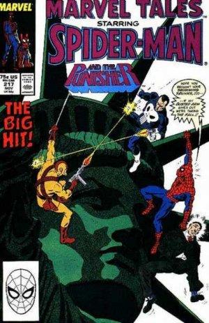 Marvel Tales 217 - Big Apple Battleground