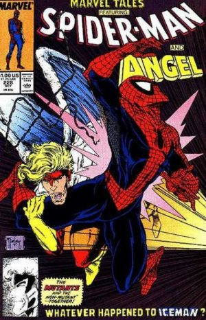 Marvel Tales 228 - Whatever Happened to the Iceman?