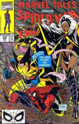 Marvel Tales 236 - Into...Hellpit!
