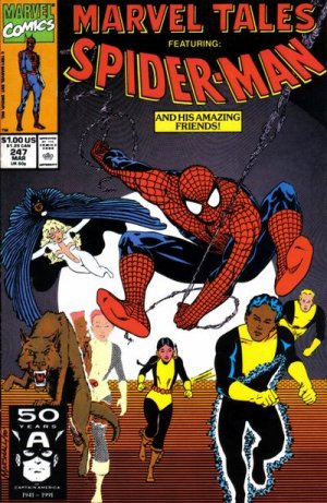Marvel Tales 247 - The Hunters and the Hunted!